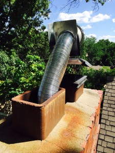 Chimney liner Kansas City