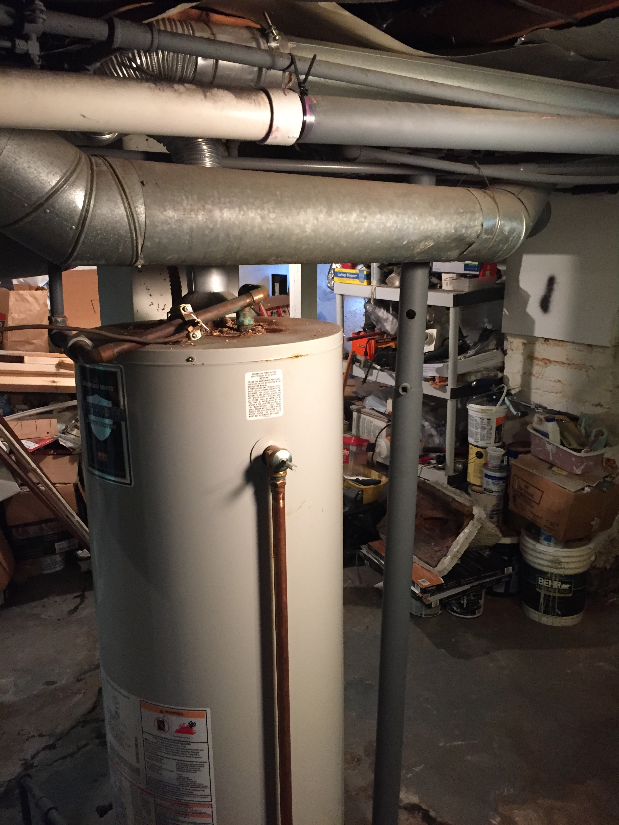 Pictures - Water Heaters Installed by Licensed Plumber