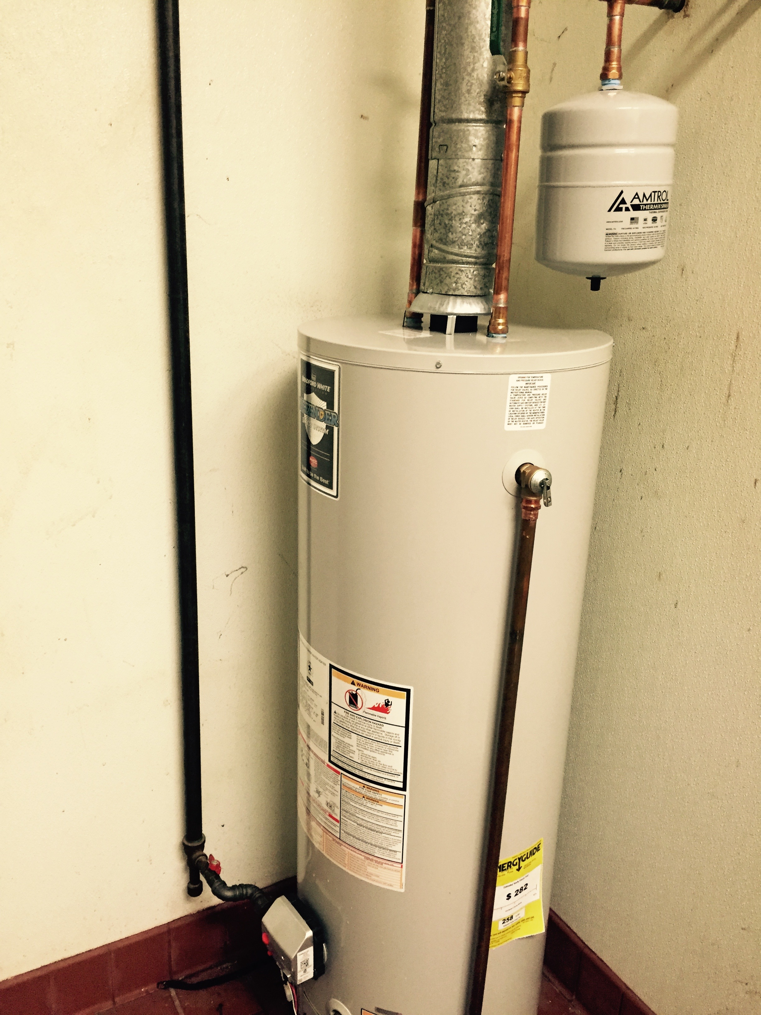 Pictures Water Heaters Installed By Licensed Plumber