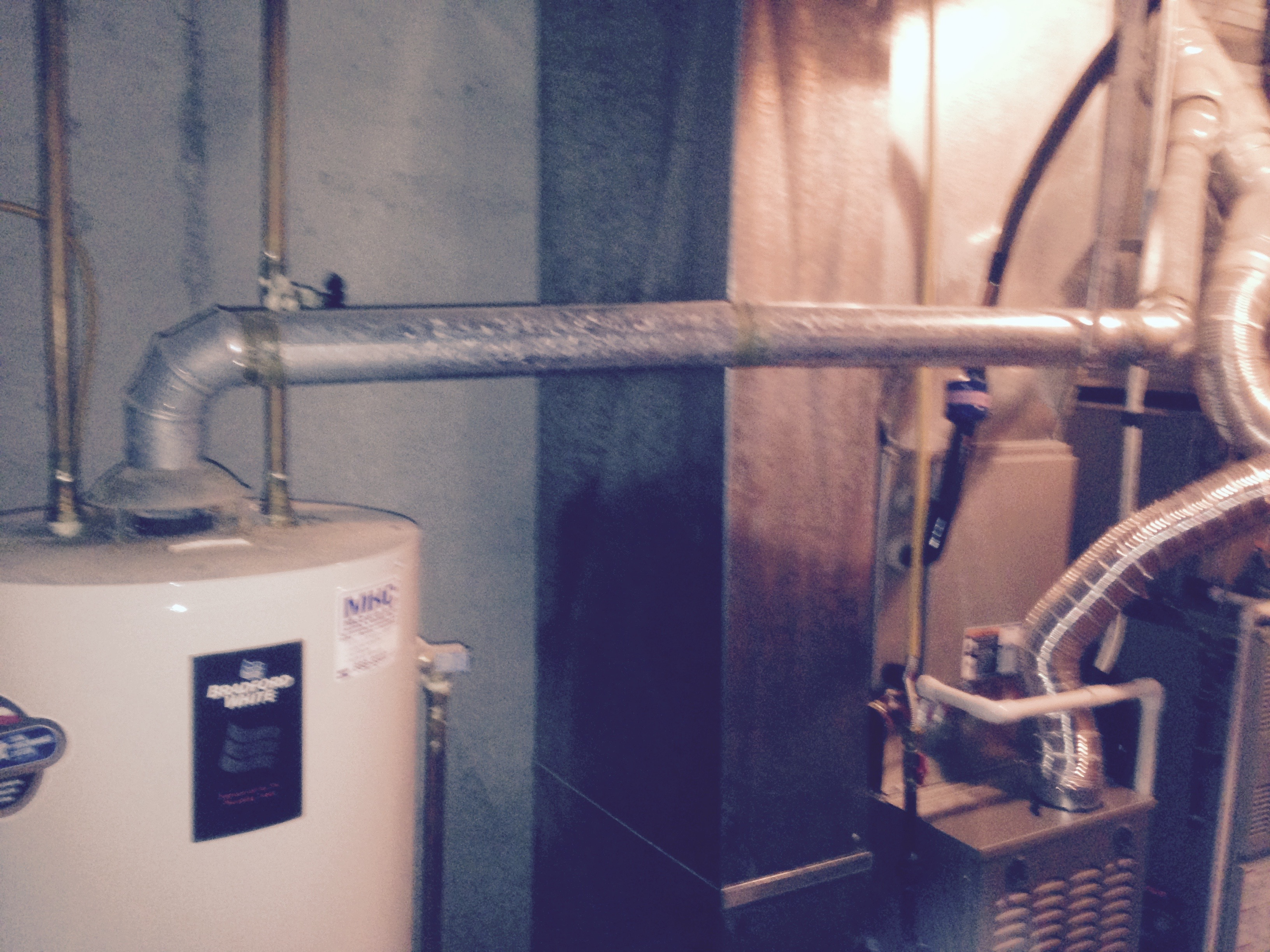 Rheem Hot Water Heaters >> Pictures - Water Heaters Installed by Licensed Plumber