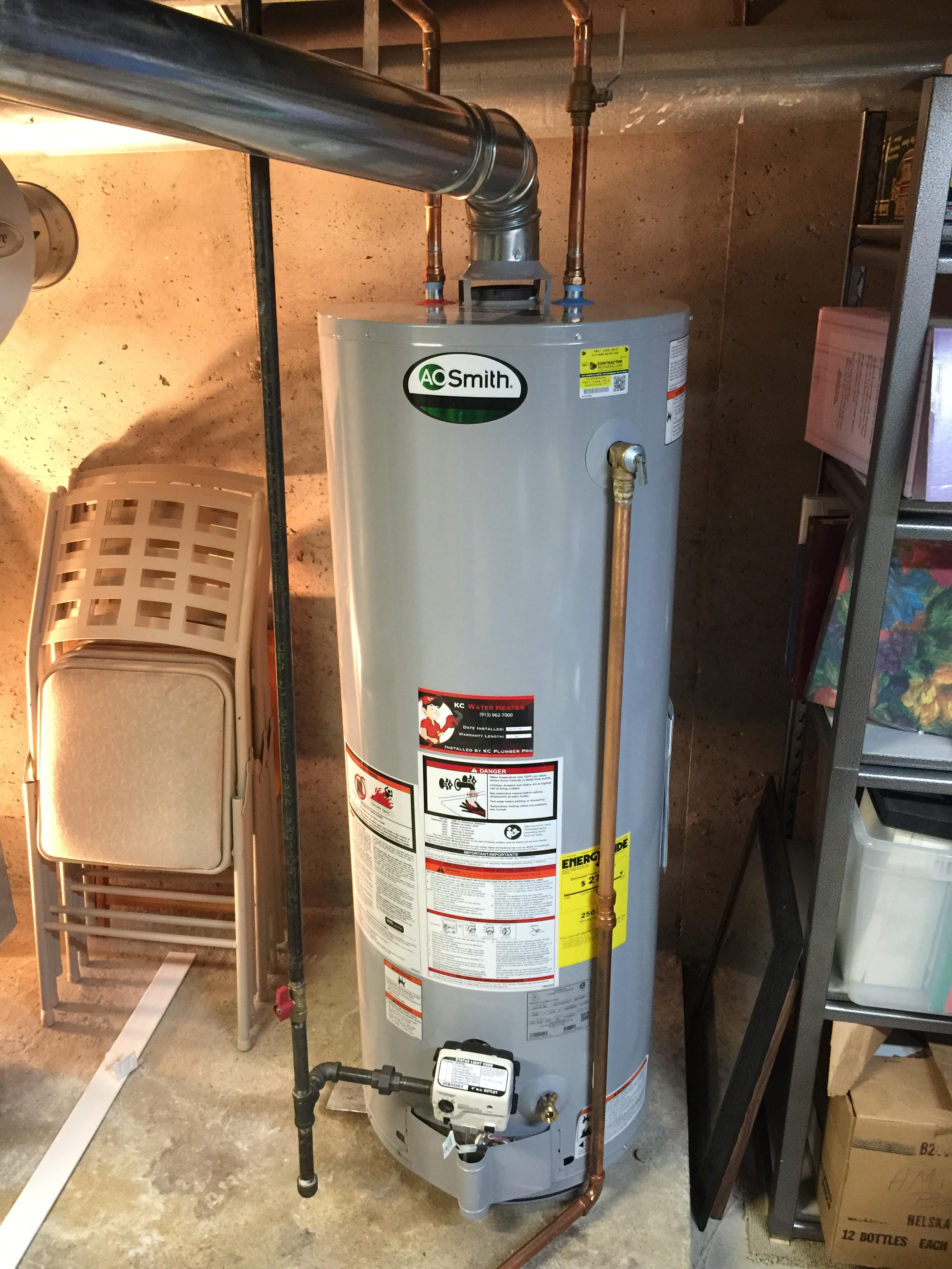 Hot Water Heater Cost Models Water Heaters Installed By Licensed Plumber