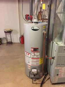 Models Water Heaters Installed By Licensed Plumber