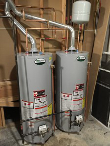 Water Heater of Tall Mouse