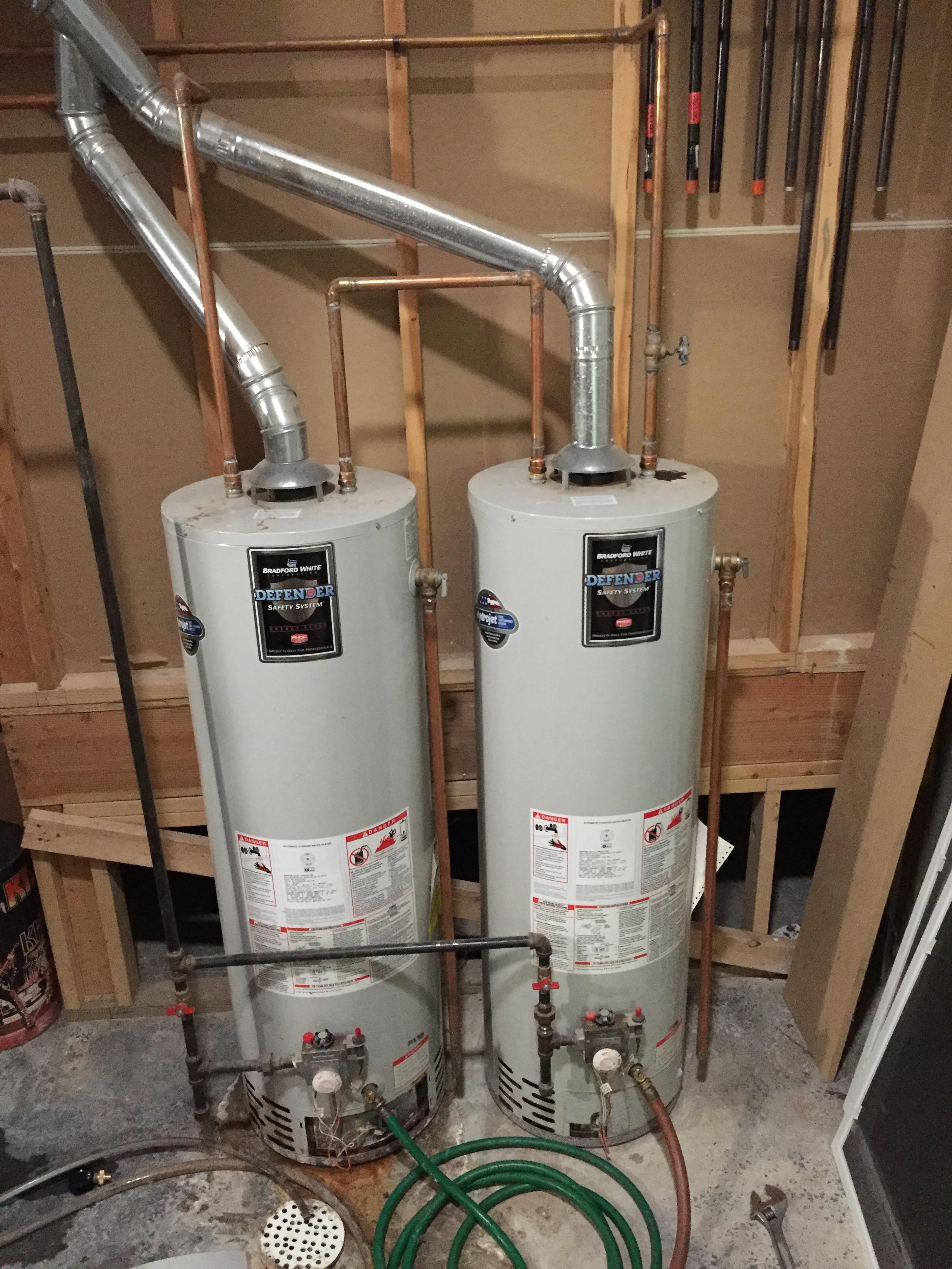 bradford white water heater repair