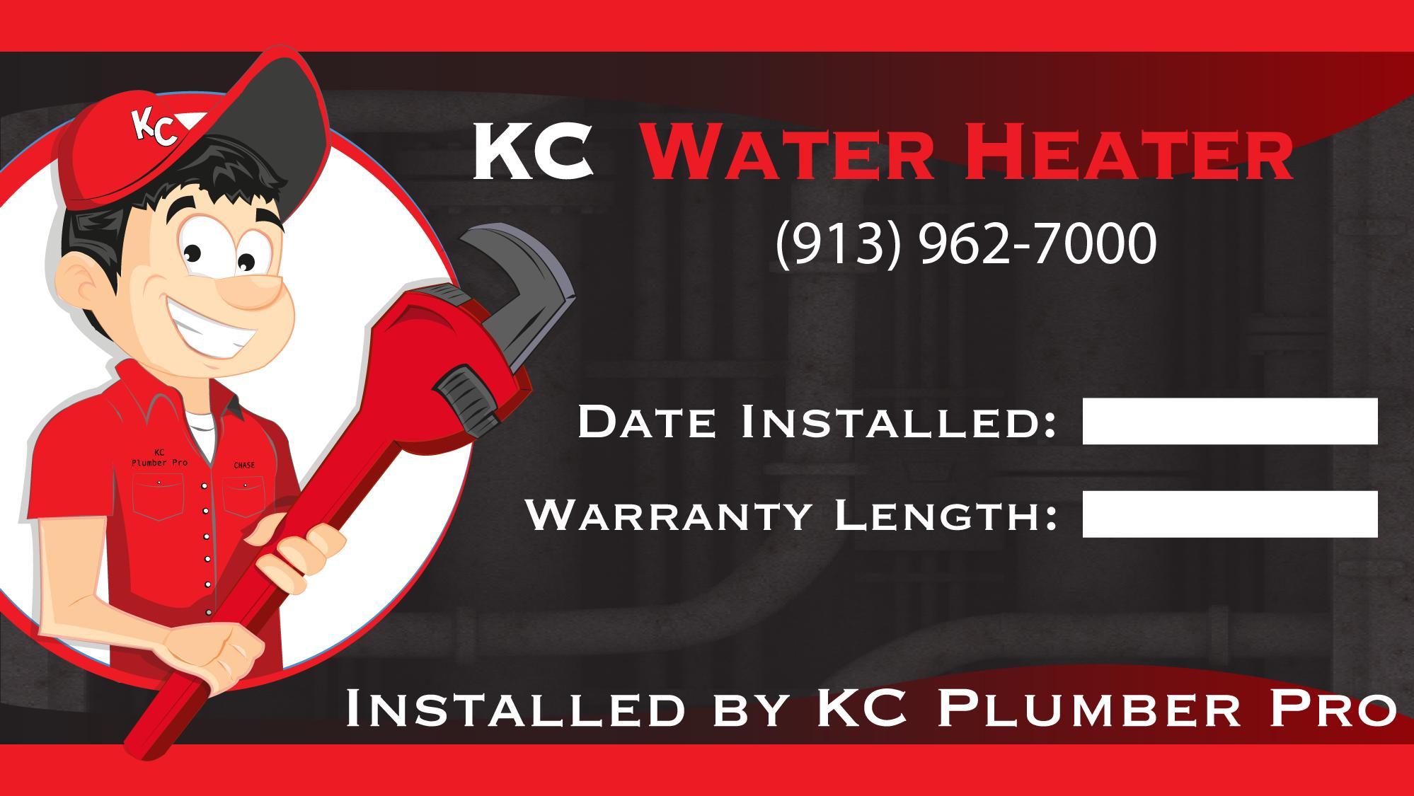 water heater warranty