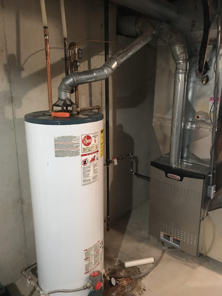 Cost To Replace A Water Heater Water Heaters Installed