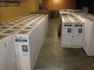 Bradford White water heaters