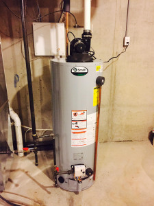 Power Vent water heater Lenexa, KS