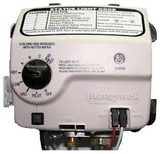 Gas valve by Honeywell