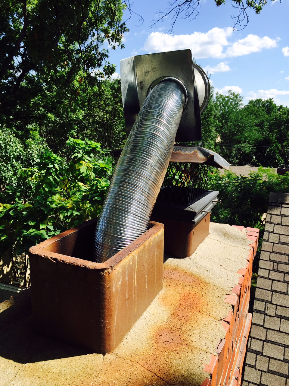 Chimney Liner Installation Price