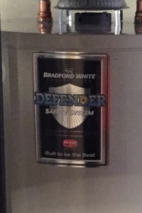 age of bradford white water heater