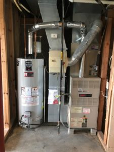 Shawnee water heater replacement